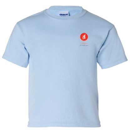 Picture of Light Blue Youth T-shirt