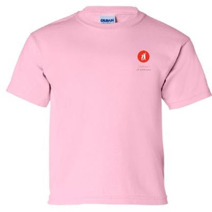Picture of Light Pink Youth T-shirt