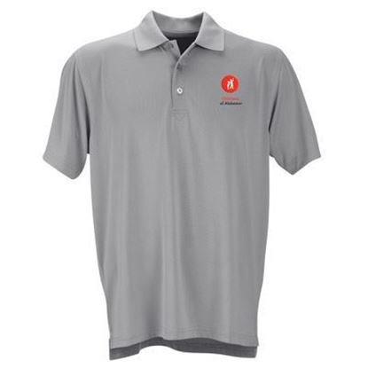 Picture of Men's Grey Polo